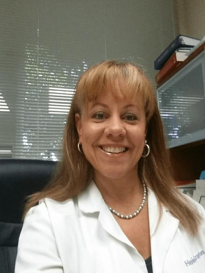 Dr Heidi Crayton Neurologist
